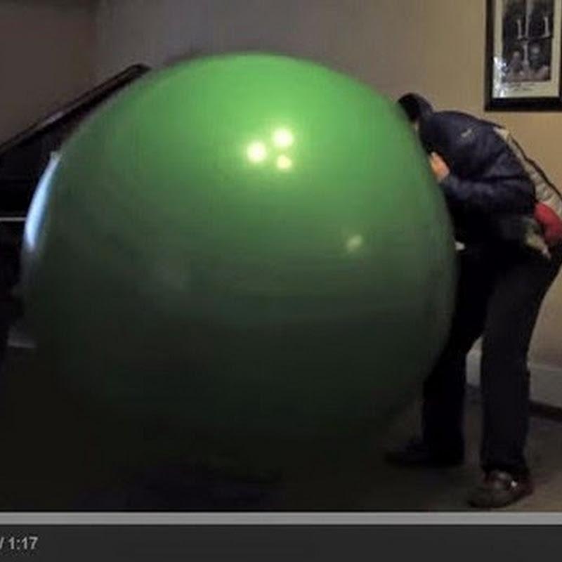 Μέσα στο μπαλόνι