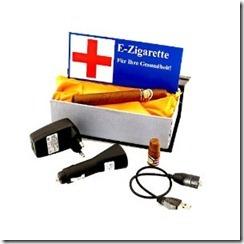 elektronische Zigarre Starter Set