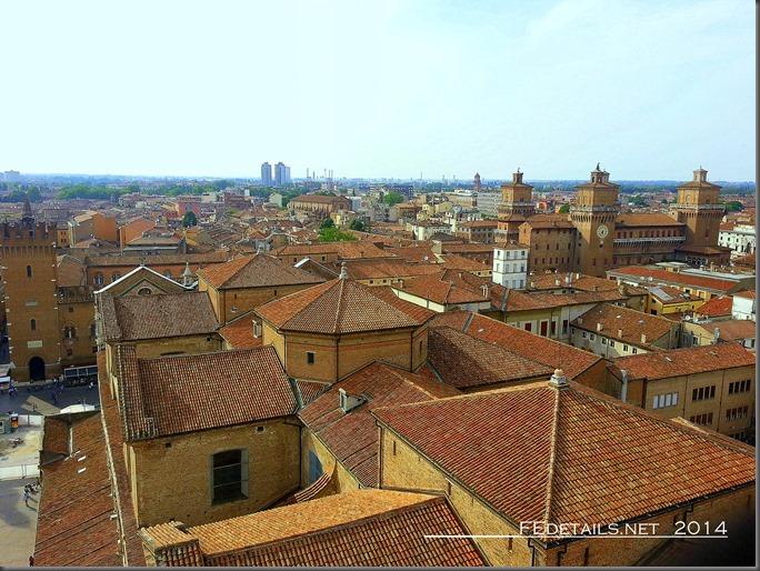 Visuale dal campanile della Cattedrale di San Giorgio, Foto2