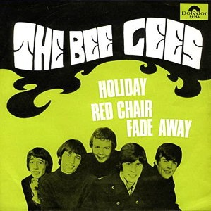 Holiday - Bee Gees - Polydor Single