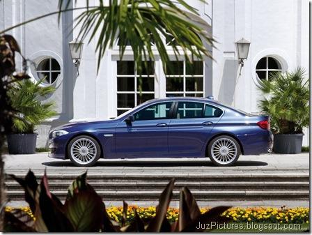 Alpina BMW B5 Bi-Turbo 5