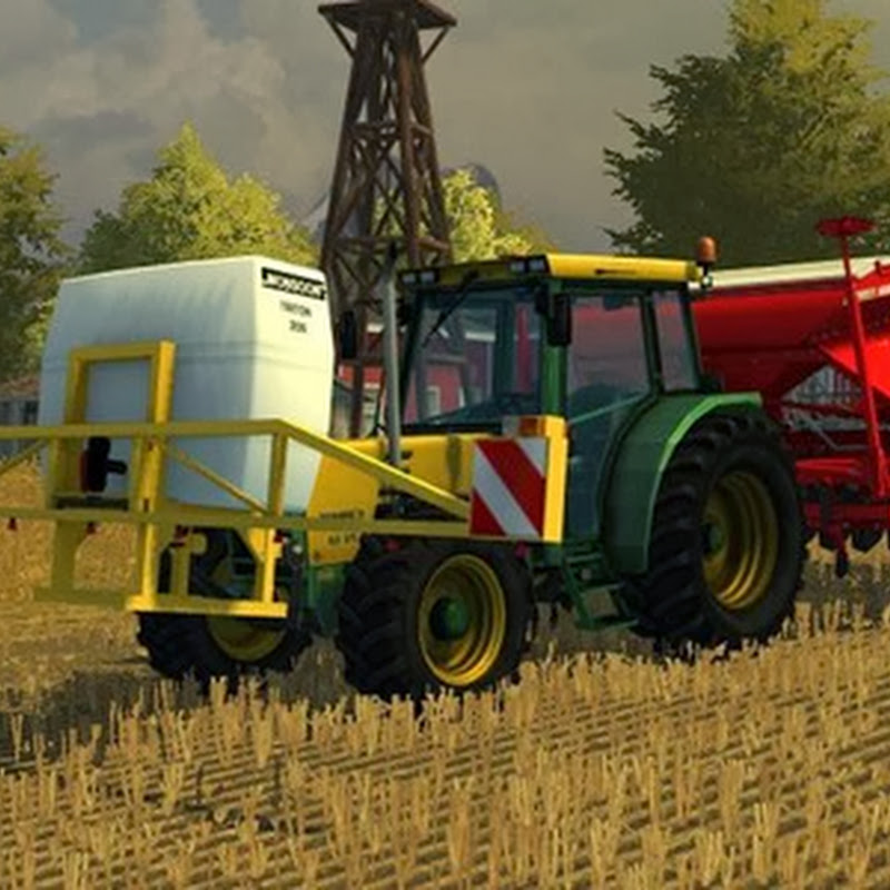 Farming simulator 2013 - Monsoon TRITON 200 V 1.0
