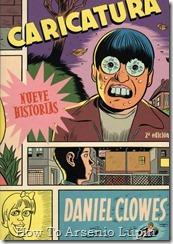 P00001 - Daniel Clowes - Caricatura.howtoarsenio.blogspot.com
