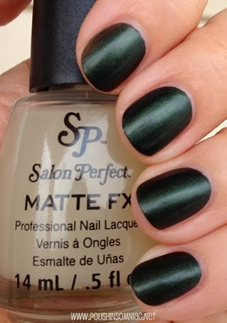 Salon Perfect Ivy League with Matte FX