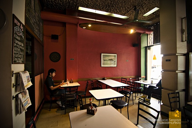 Pizza Volante, Baguio City