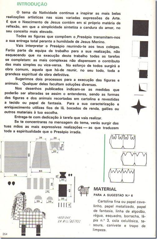 telescola trabalhos manuais educativos natal 4