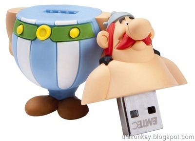 Obelix USB flash drive 2