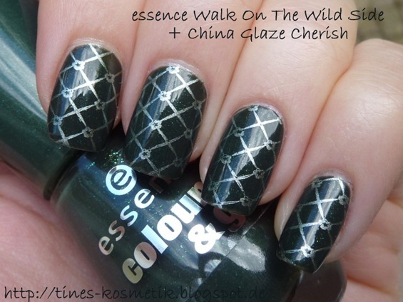 essence Walk On The Wild Side Stamping 1