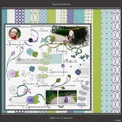 Sabrina's Creations Kit