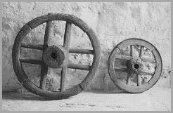 Roda Antiga - A Invenção da Roda