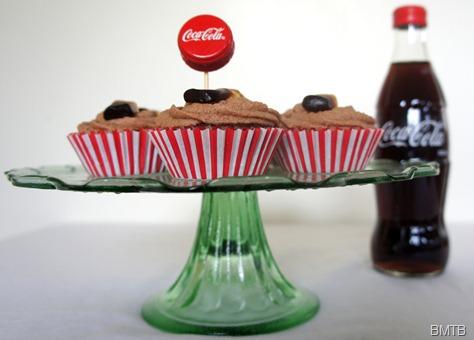 Coke Cupcakes 2