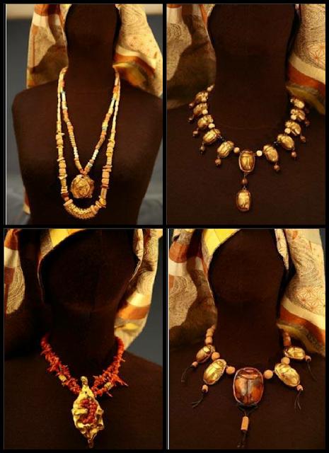 Art of Sardinia-jewelry by Emilia Palomba