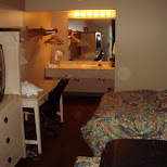 my hotel room in cape canaveral in Cocoa Beach, Florida, United States