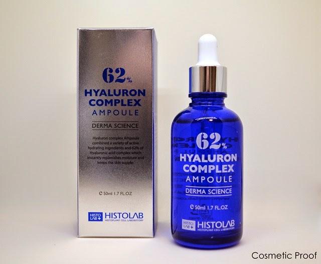 Histolab Hyaluron Complex Ampoule 62