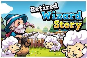 Screenshot of Retired Wizard Story