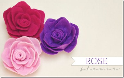 how to make a rose bow