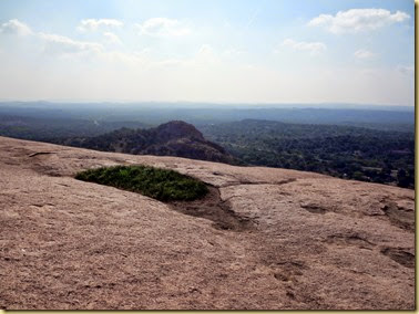 2014-04-27 -1- TX, Enchanted Rock - Hike with Cassie and Logan -026