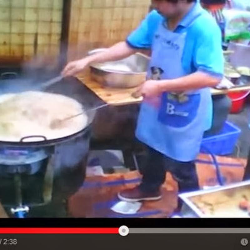 Η αλήθεια για το κινέζικο φαγητό στην Κίνα