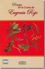 Recetas de la cocina de Eugenia Rojo