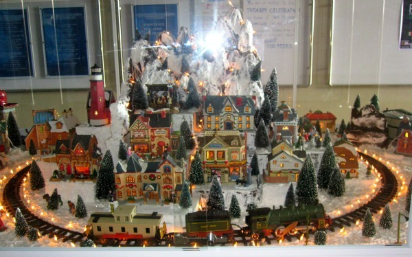 christmas village