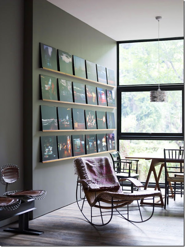 case e interni - Chelsea - casa moderna - tre piani (8)