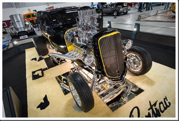 """Francis """"Pogo"""" Paolangeli's 1931 Pontiac"""