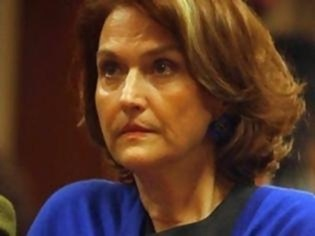 Διαψεύδει η Ρεπούση ότι έστειλε επιστολή στο ΣΥΡΙΖΑ