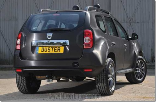 Dacia Duster Black Edition 02