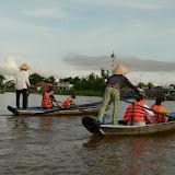 En route pour le village flottant