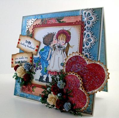 Ragged Romeo Anniversary Card1