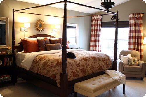 target bedding rust