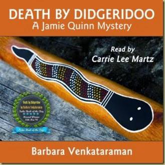 Death by Didgeridoo by Barbara Venkataraman - Thoughts in Progress