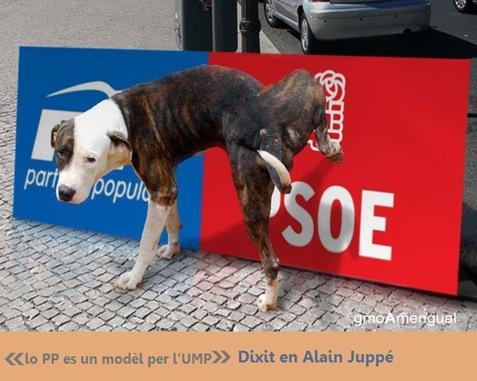 Modèl PP PSOE Alain Juppé