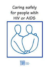 Cover of Helen Ferry's Book Caring Safely For People With Hiv Or Aids
