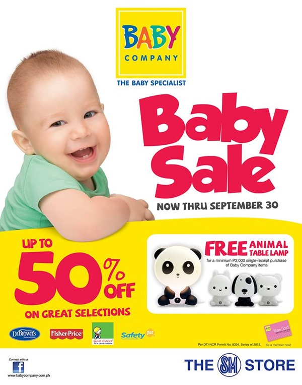 EDnything_Baby Company Baby Sale