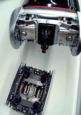 Scherkopf Braun Series 5 Rasierapparat
