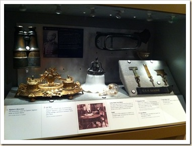 stuff from USS Maine