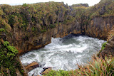 The Surge Pool - Punakaiki, New Zealand
