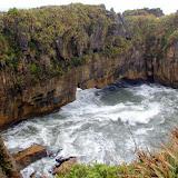 The Surge Pool - Punakaiki, New Zealand