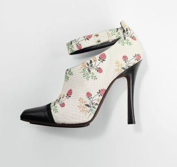 These Derek Lam ankle boots are pure perfection. What's even better, they are a seasonal shoe so you could wear them all year round! (ON SALE $690, dereklam.com)