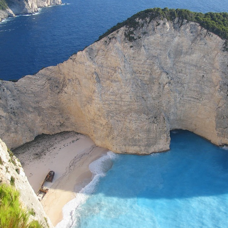 Navagio Beach, the Most Beautiful Beach of Greece