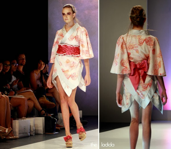 Raffles Graduate Fashion Show 2013 - Mami Azuma