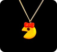 ps mac man necklace