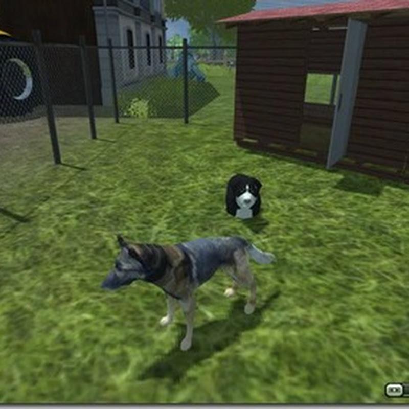 Farming simulator 2013 - Dog Kennels v 1.0 platzierbar