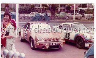 José Gonçalves, Miguel Oliveira, Tour Auto 1977