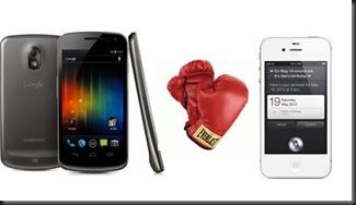 Samsung-Galaxy-Nexus-vs-iPhone-4S