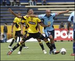 U.Católica  0 - 2  Barcelona Guayaquil