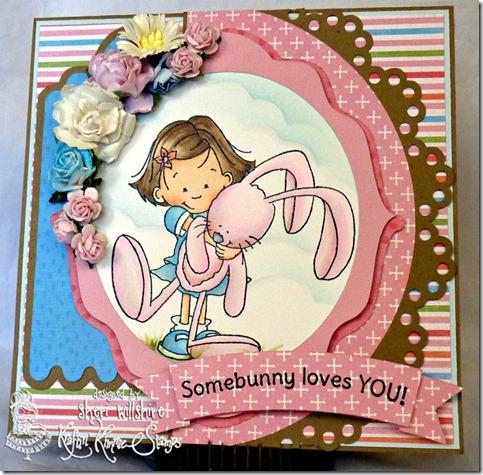Kraftin Kimmie' Some Bunny Love You