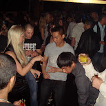 after party at century room in Kitchener, Ontario, Canada