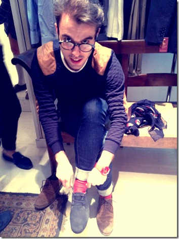 ganso zapato